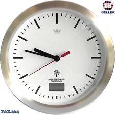 Sempre bathroom radio controlled clock £3.99 @ Home bargains