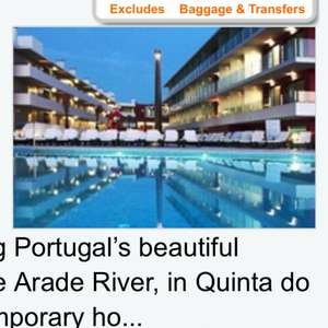 4star December winter sun 1 week departing from BELFAST to Faro Portugal £131 pp @ Easyjet