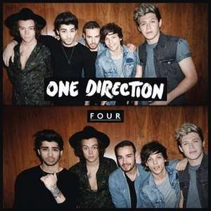 One Direction - Four album MP3 download £4.99  One Week Only Tunetribe
