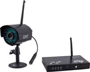 CNM Secure Wireless Camera Kit £44.99 (Brand New - 12 month Warranty from Argos ebay)