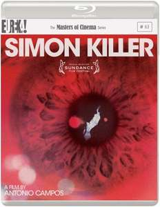 Simon Killer - Masters of Cinema - Blu-ray - £5.99 @ Eureka
