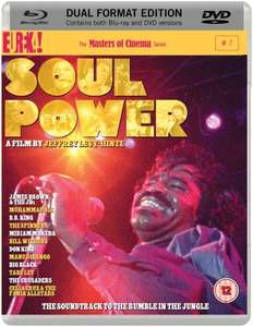 Soul Power  - Masters of Cinema - Blu-ray/DVD (Dual Format) - £5.99 @ Eureka