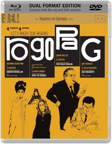 RoGoPaG - Masters of Cinema - Blu-ray/DVD (Dual Format) - £5.99 @ Eureka