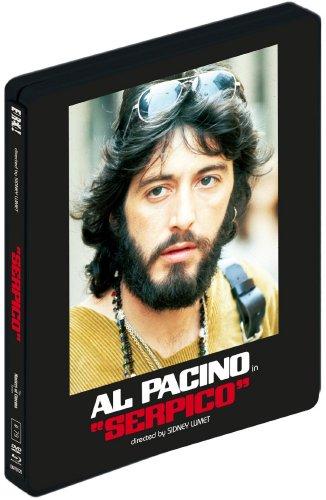 Serpico - Masters of Cinema - Steelbook - Blu-ray - £9.99 @ Eureka