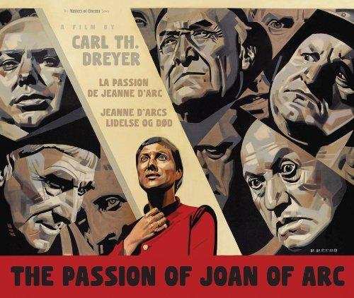 The Passion of Joan of Arc - Masters of Cinema - Steelbook - Blu-ray - £9.99 @ Eureka