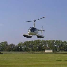 Helicopter Buzz Flights x 2  - other experiences available £48.14 at treatme