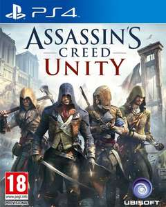 Assassins Creed Unity - Special Edition PS4 and XB1 - £33.49 @ Rakuten using code (Sold by The Game Collection)