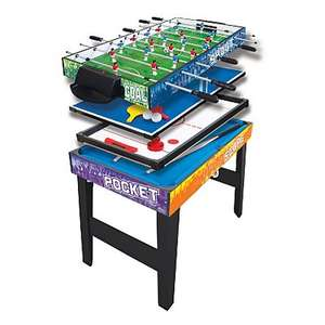 ASDA 4 in 1 games table Half price at £35
