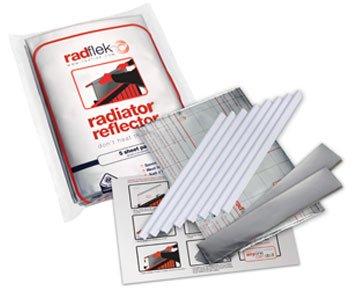 Radflek radiator heat reflector packs (radflek.com) via MSE 12pm Thursday 20th