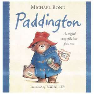 Paddington Bear Storybook £2.83 del @ Binxie (their quoted RRP £8.95 but others say usually £10.99)