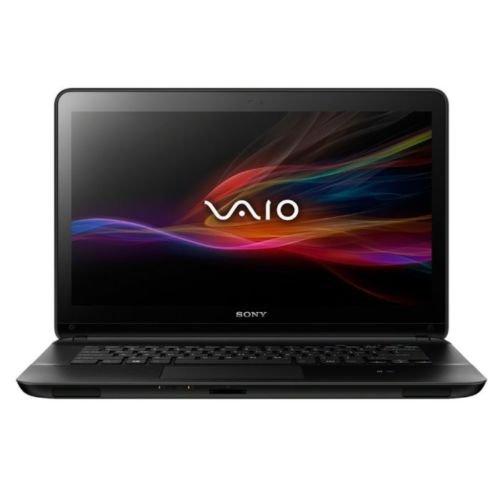 "Refurbished Sony Vaio I3 4Gb Ram Intel I3 750Gb Hdd 15.5"" Laptop Windows 8 Svf1521J1E Black £269 @ Tesco on eBay"