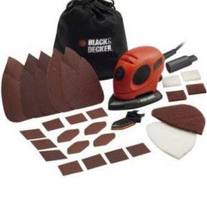 Black & Decker Mouse Sander @ Argos £14.99 RRP £29.99