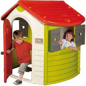 Smoby Jura Lodge Playhouse £149.99 with cashback and vouchers @ Toys R Us