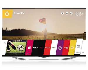 "LG 49UB850V Smart 3D 4k Ultra HD 49"" LED TV + 2x 3D Glasses + 5 year warranty + Free Delivery £929 @ Crampton & Moore"