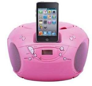 Bush cd boombox with iPod dock - £29.99 @ Argos