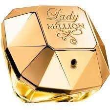 Lady Million Paco Rabanne 80ml EDP with free clutch bag free delivery or click and collect £45.20 @ The Fragrance Shop