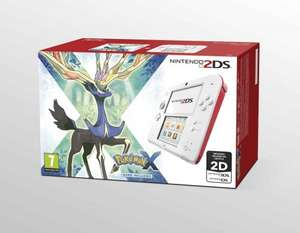 Nintendo 2DS with Pokemon X @ Sainsburys instore - £79.99