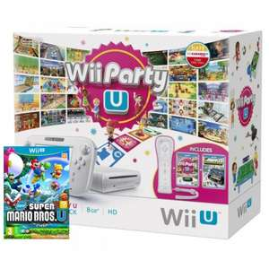 Wii U 8Gb + Wii Party U + NintendoLand + Super Mario Bros U @ eBay/ShopTo - £159.99