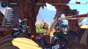 Trials Fusion's PC multiplayer beta is live now - 2500 keys to be had @ Videogamer