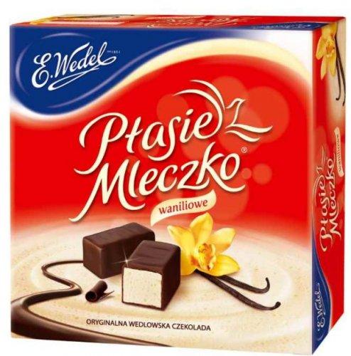 Ptasie Mleczko E.Wedel 420g £2.50 Instore only @ Tesco