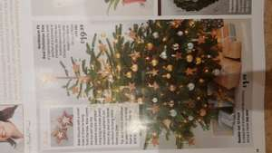 Real Nordmann Fir Christmas Tree - £19.99 -Aldi from 4th Dec