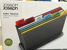Joseph Joseph 6 Piece Index Advance Chopping Boards £29.98 Inc. VAT @ Costco Instore  Starts 24/11/14 To 14/12/14