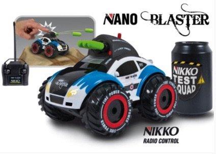 Nikko remote control nano n-blazer car...(£13.59 with code) RRP £29.99 @ Iwantoneofthose