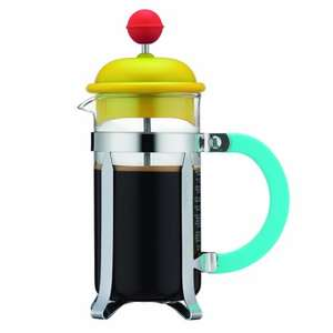 Bodum Limited Edition 70th Anniversary 3 Cup Cafetiere Colour Mix - £10.78 delivered from Harts of Stur - fulfilled by Amazon