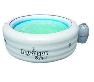Lay-Z-Spa Vegas Premium Series Portable Inflatable Hot Tub £282, from amazon
