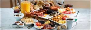 Unlimited breakfast £4.99 @ Harvester