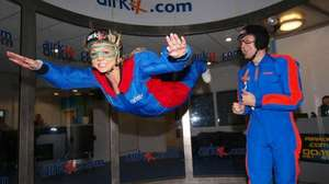 Indoor Skydiving (Airkix) 2 for 1 offer from AIrKix £47.49 instead of £98