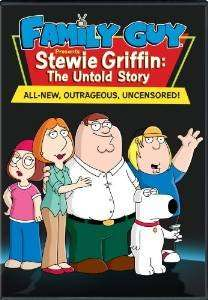 Family Guy DVD - Stewie Griffin - The Untold Story..(Used Good).only £1.27 Delivered on Amazon (Sold by Greener Books)