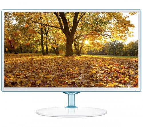 White Samsung T24d391 Full HD TV £139.99 @ Currys
