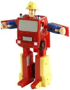 Fireman Sam / Jupiter transformer toy £5.99 @ Home Bargains