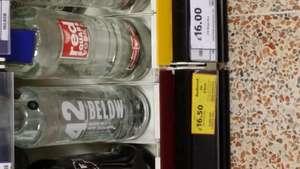42 below vodka instore at tesco £16.50