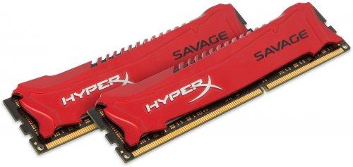 Kingston HyperX Savage 8GB DDR3 2400MHz Desktop £62.99 delivered @ CCLonline