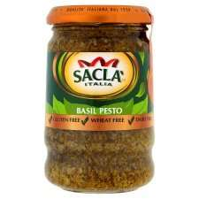 Free from products.. eg SCALA gluten free vegan basil pesto.. 3 for 2 £2.30 @ Tesco
