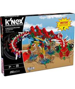 K'NEX K'Nexosaurus Rex Building Set £12.74 was £29.99 at Argos