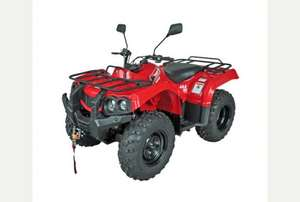 Coleman 400 ATV 4x4 Quad Bike 393cc 15 litre RRP £6500 NOW £3500 @ Asda Black Friday 28/11/14