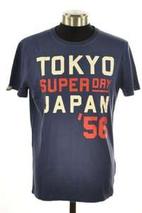 Superdry discount store t-shirts starting from £7.99 with free postage @ ebay (New/defects)