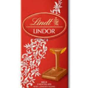 Lindt chocolate 500g £1 @ Shell Garages