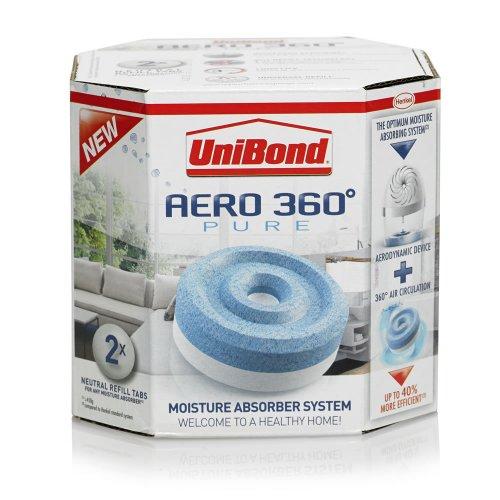 unibond Aero 360 refill tabs 2 pack £5.00 wilkinsons  instore