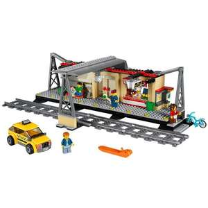 Lego City 60050: Train Station £30.00 @ Amazon RRP £49.99