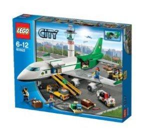 LEGO City Airport 60022: Cargo Terminal £47.59 @ Argos