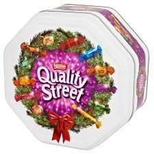 1.315kg Tin of Quality Street £7 @ Tesco