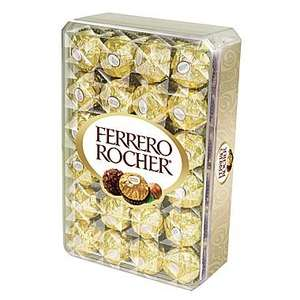 Ferrero Rocher Chocolate Truffle Gift Box 48 (600g) £7.99 @ Discount UK Instore