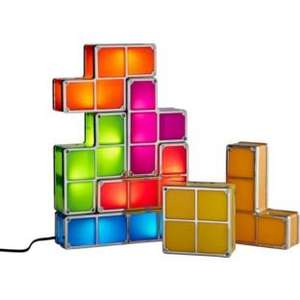 Tetris Lamp £16.87 with code at Argos (Pay using FastTrack and collect in store)