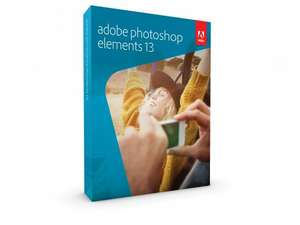 Photoshop Elements 13 40% Off now £41.99 at  Amazon with £100 spend Lightroom 5 also 40% off
