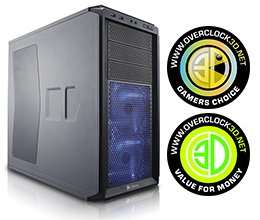 Pre-built Gaming Desktop 'Minerva' PC (GeForce GTX 970, overclocked i5-4690k,16GB RAM, 2TB HDD, 120GB SSD, Windows 8.1) £999 delivered @ pcspecialist (with 3 years warranty and cheaper than buying all the exact same parts to build yourself)