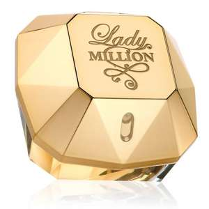 Paco Rabanne Lady Million 50ml *£32* in BOOTS on Black Friday Weekend!!